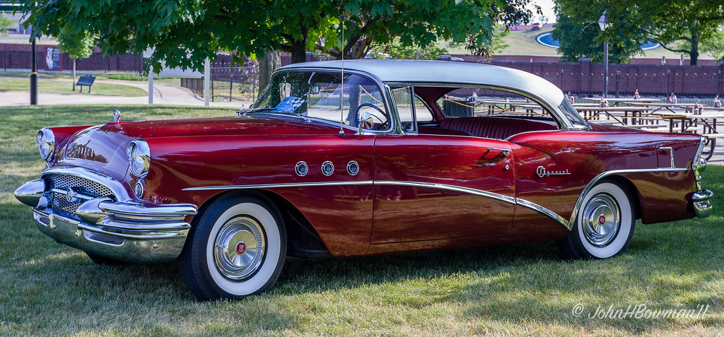 More From The 50s Buick Quot 3 Hole Job Quot 1955 Buick