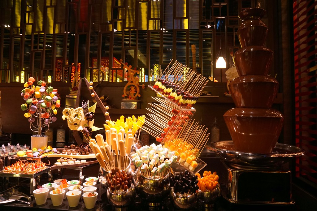 The resort cafe - sunway resort and spa - buffet-003