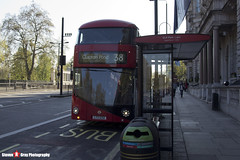 Wrightbus NBFL - LTZ 1232 - LT232 - Arriva - Clapton Pond 38 - London - 150423 - Steven Gray - IMG_0202