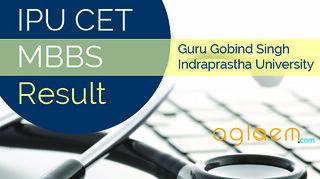 IPU CET MBBS Result