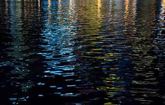 Marina Bay reflections.