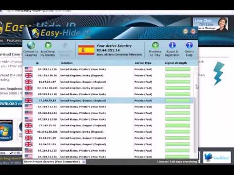 Easy-Hide-IP v2.1 Full
