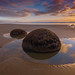Moeraki Sunrise by zakies