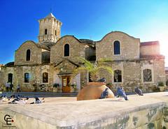 Igreja de San Lázaro - Larnaca / Chipre