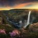 Legend of Haifoss by JKboy Jatenipat :: Travel Photographer
