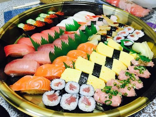 寿司銀のさら口コミ3