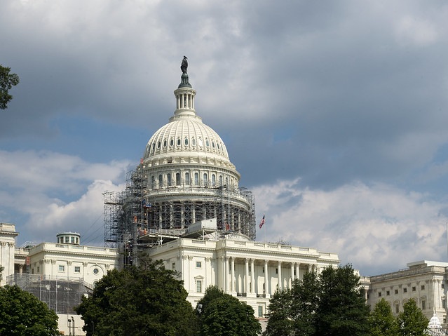 U.S. Capitol - July 29, 2016