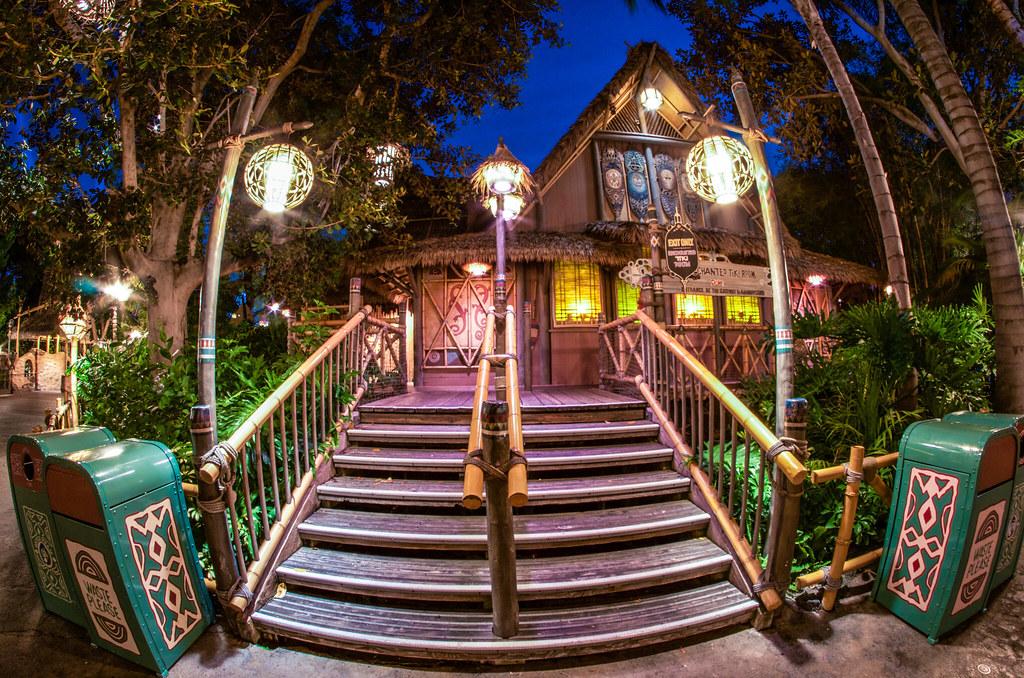 Tiki Room night