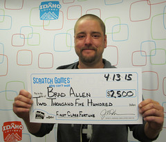 Brad Allen - $2,500 First Class Fortune