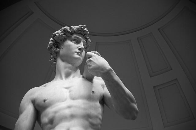 Michaelangelo's David from Flickr via Wylio
