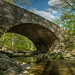 Stone bridge over McCormick's Creek