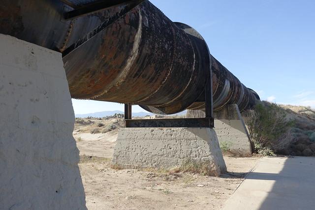LA aqueduct, m520