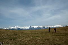 Monte Fema, la traversata