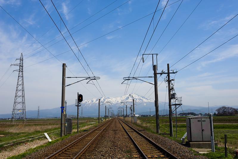 Mt.Chokai Sakata YAMGATA
