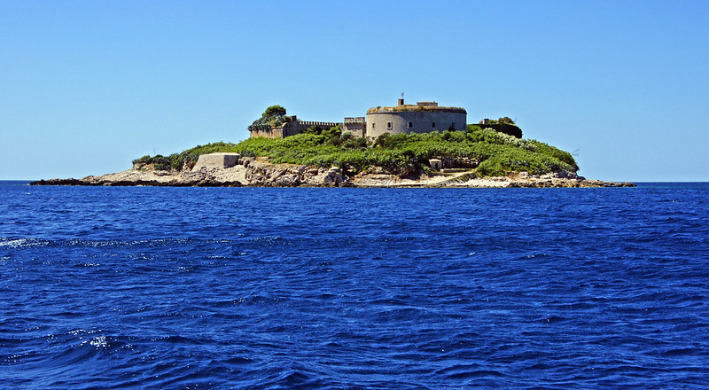 Isla Mamula, Montenegro