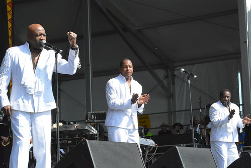 The O'Jays. Photo by Kichea S Burt