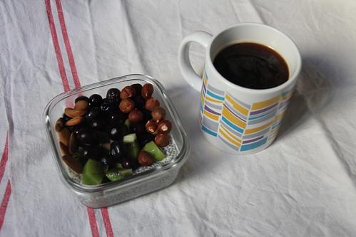 {Recette} Le pudding aux graines de chia