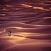 Desert light by **luisa**