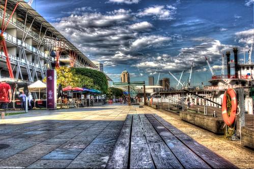 King Street Wharf HDR