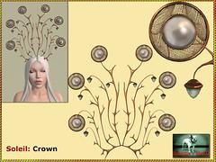 Bliensen - Soleil - Crown Kopie