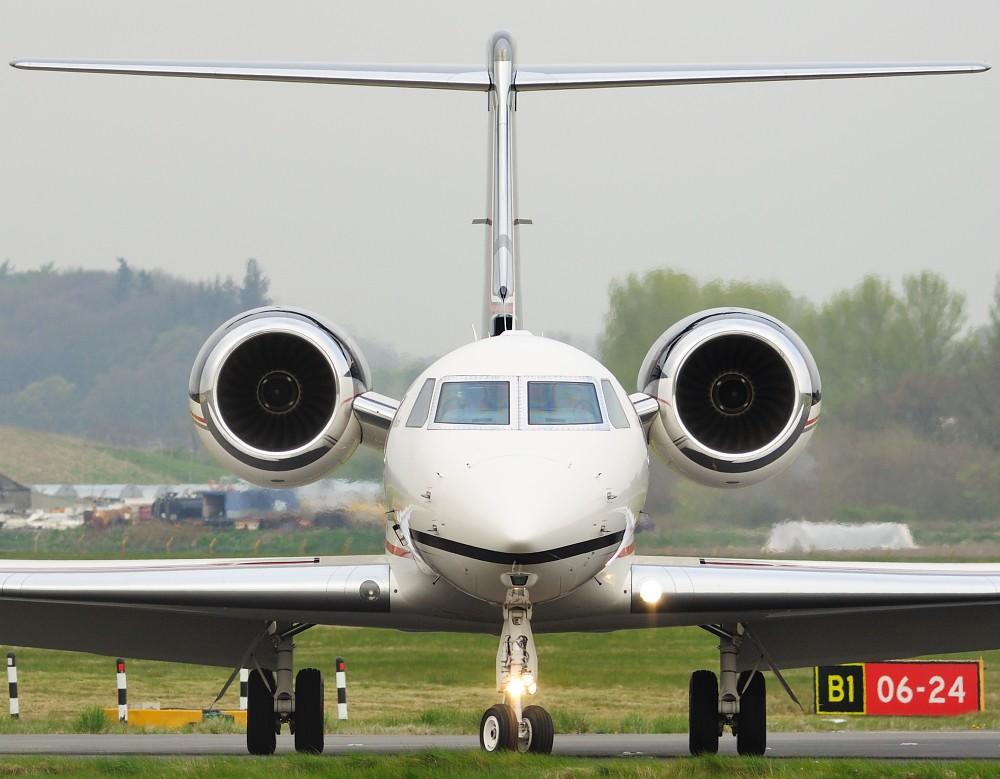 N310TK - GLF5 - Aerolineas Mas
