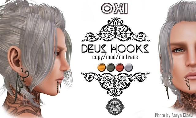 ::OXI:: Deus Hooks