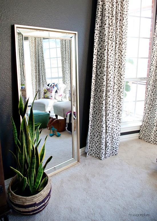 Hi Sugarplum   {One Room Challenge} Master Bedroom