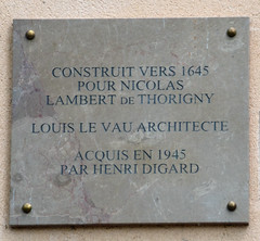 Photo of Grey plaque № 39961