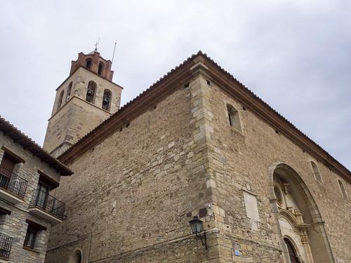 Iglesia de la Purificación de Nuestra Señora.