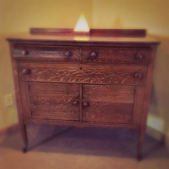 drawer, furniture, chiffonier, chest of drawers, chest, sideboard, nightstand, hardwood, antique,