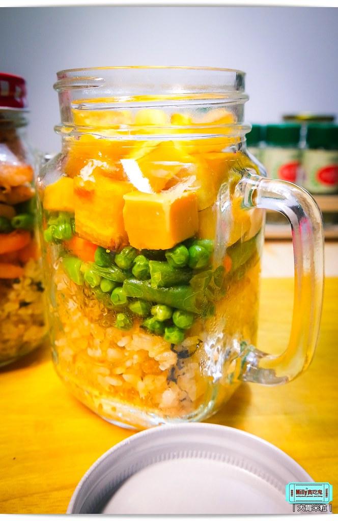 橄欖油x玻璃罐沙拉20024