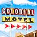 Colonial Motel by Thomas Hawk