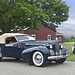 1940 Packard 180 Convertible Victoria by Darrin by (The) Appleman