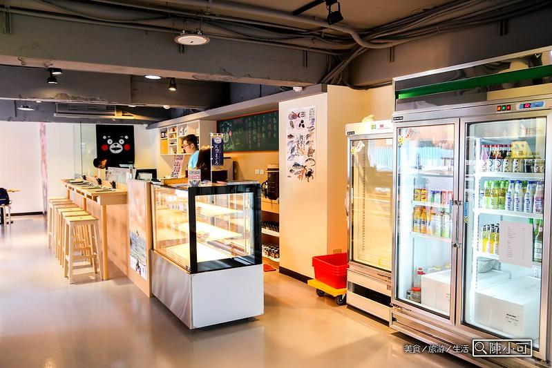 KUMA,Sushi,日本料理︱拉麵︱豬排,熊本熊的日本料理 @陳小可的吃喝玩樂