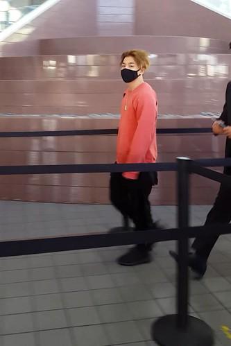 Big Bang - Los Angeles Airport - 06oct2015 - MiNatwOnnie - 19