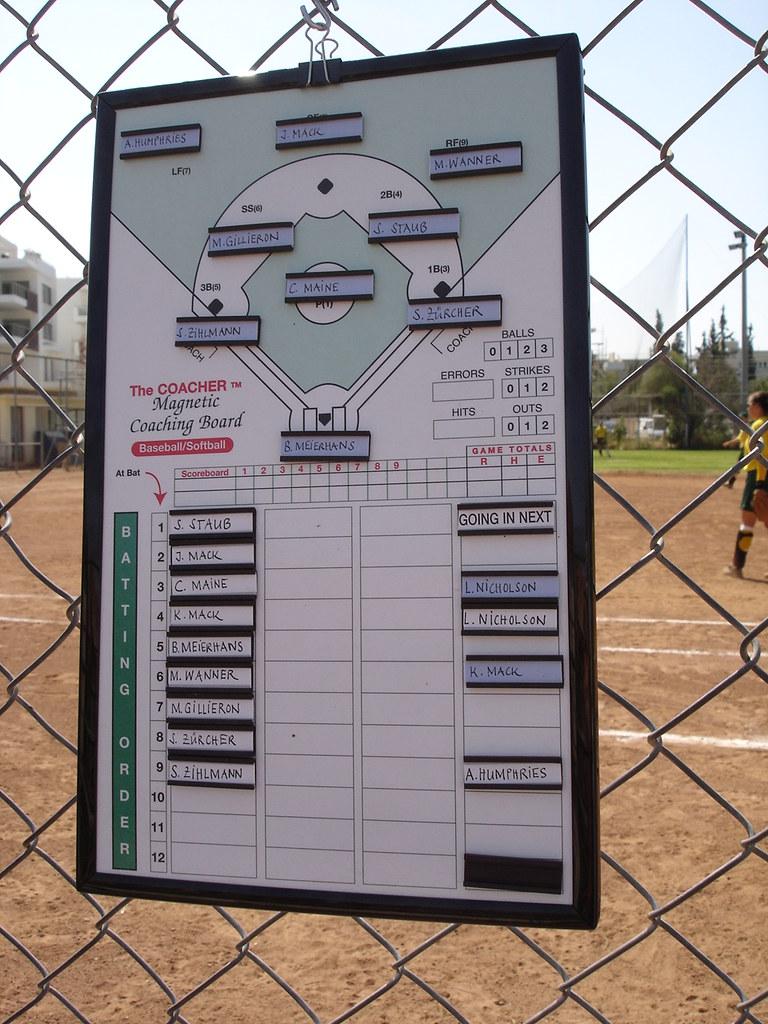 Softball-Diverses