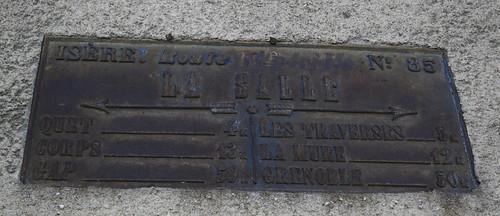 La Salle-en-Beaumont, Isère