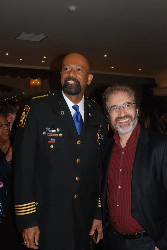 Barry and Sheriff Clarke 2