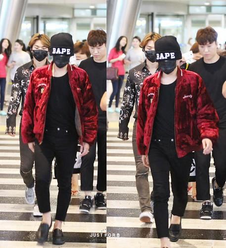 Big Bang - Incheon Airport - 26jul2015 - Just_for_BB - 14