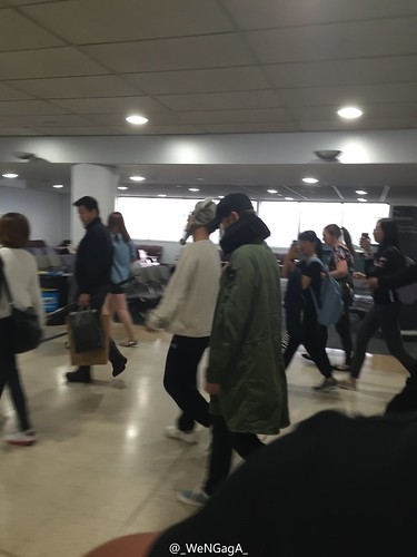 Big Bang - Melbourne Airport - 20oct2015 - _WeNGagA_ - 03