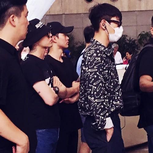 Big Bang - Gimpo Airport - 28jul2016 - EX-INHALE - 04