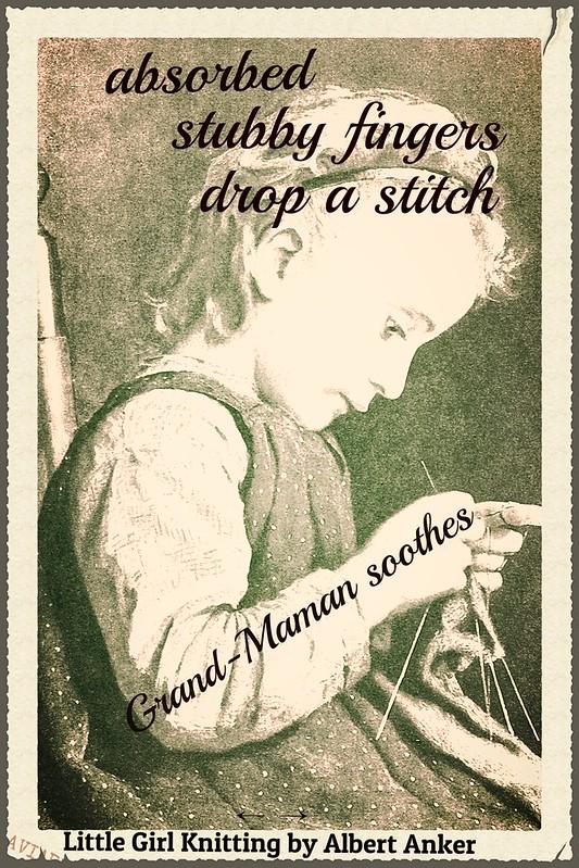 little-girl-knitting