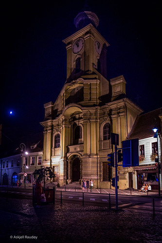brasov brașov night romania spooky street ghost ghostly hounted mystic mysticism