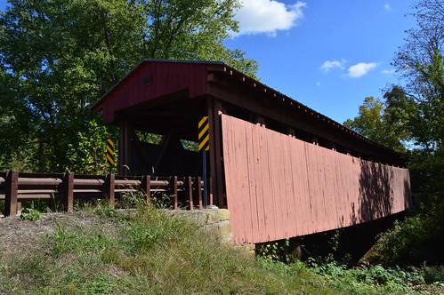 Sarvis Fork Covered Bridge Jackson County, WV