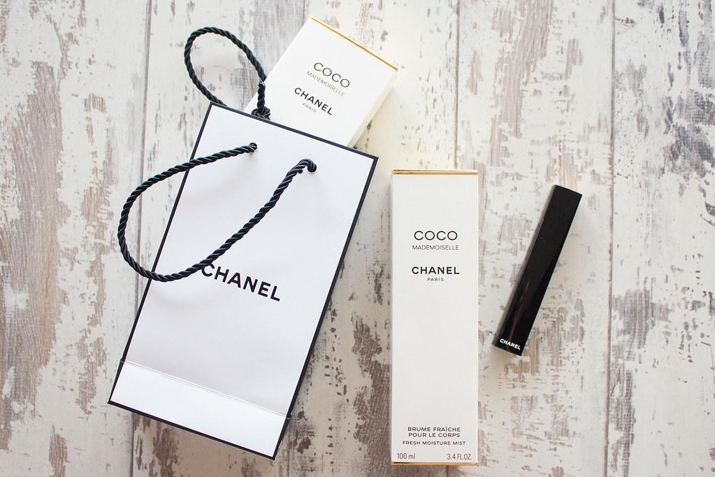 chanel-blogger-haul