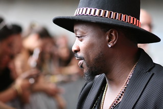 Anthony Hamilton at Soulfest Melbourne 2014