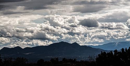 Gorgeous cloudage ...