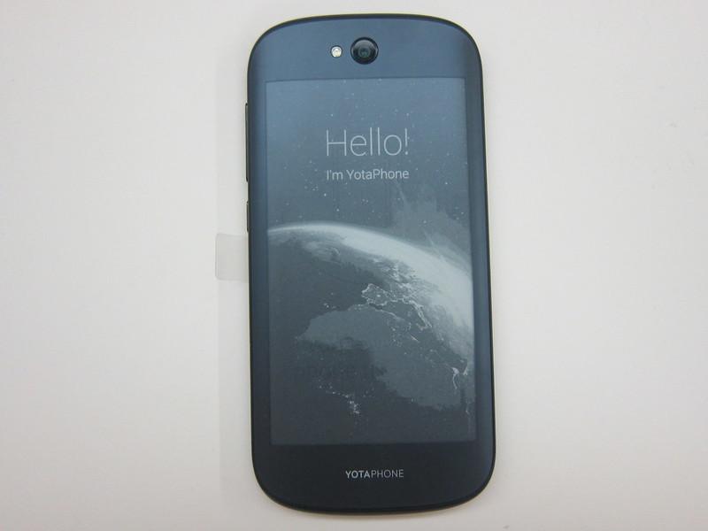 YotaPhone 2 - Back