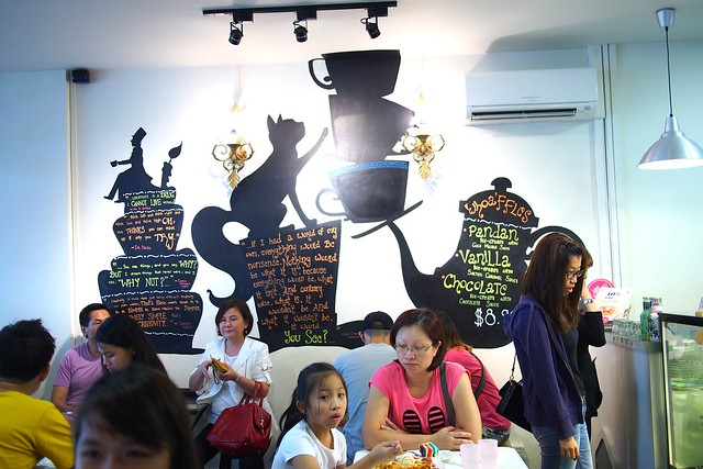 Hatter Street Bakehouse & Café, 212 Hougang Street 21, Kovan