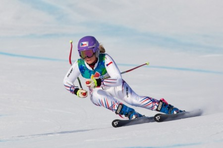 Sjezdařka Tereza Kmochová zářila na světové Deaflypmiádě - 5 zlatých medailí!